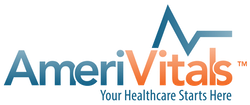 Logo Amerivitals – 24 Hour Medical Consultation by Physicians and Nurses